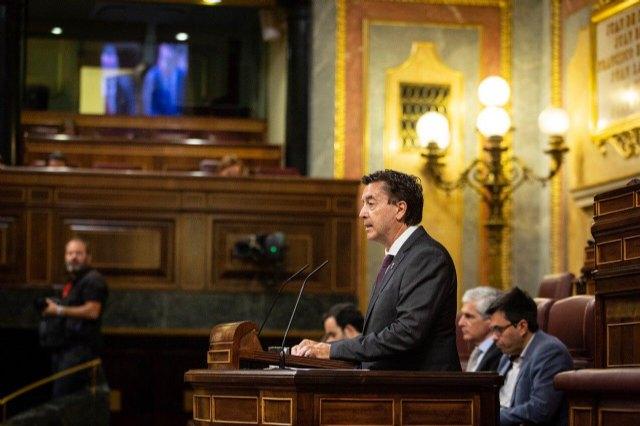 Ciudadanos reitera en el Congreso de los Diputados su apuesta por eliminar los aforamientos en la Región de Murcia, Foto 3