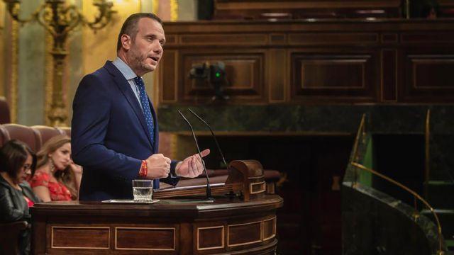El PP defiende en el Congreso eliminar los aforamientos en la Región y apela a igualar a las comunidades autónomas en regeneración democrática, Foto 2