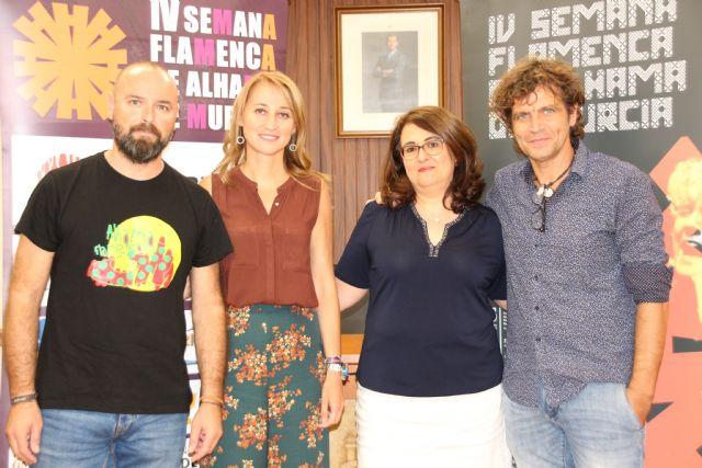 IV Semana Flamenca de Alhama de Murcia. Del 23 al 28 de septiembre, Foto 3
