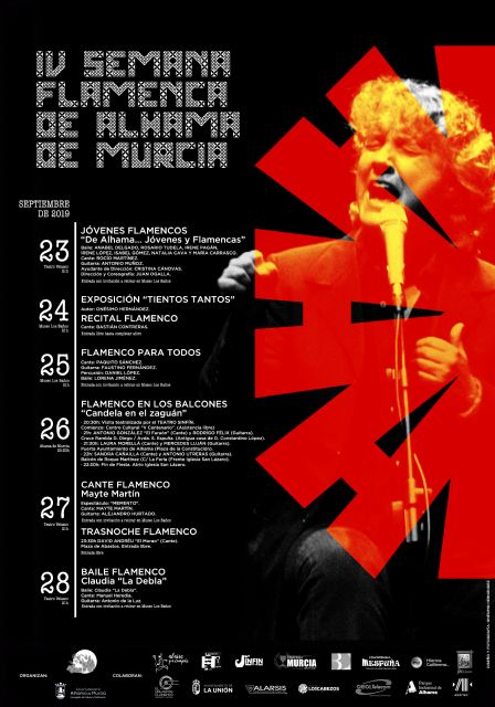 IV Semana Flamenca de Alhama de Murcia. Del 23 al 28 de septiembre, Foto 4