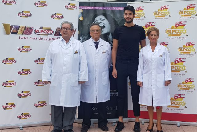 ELPOZO ALIMENTACIÓN patrocina la gira nacional del espectáculo musical Joyful!., Foto 1