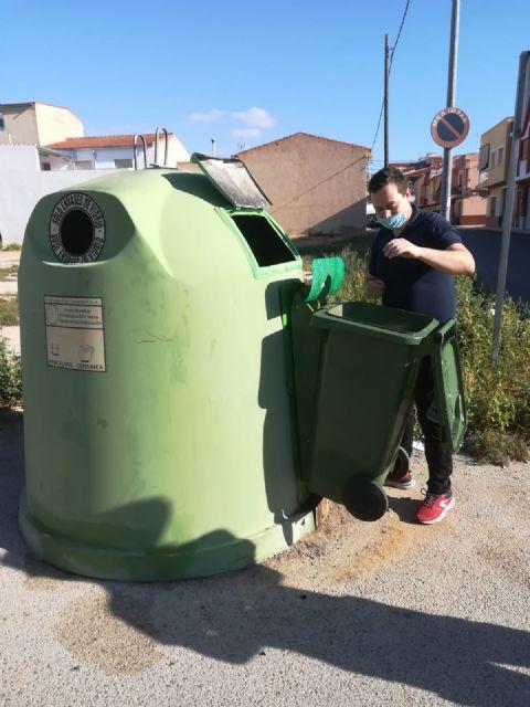 Ecovidrio y el Ayuntamiento de Jumilla impulsan el reciclaje de envases de vidrio entre los establecimientos hosteleros de la localidad - 2, Foto 2