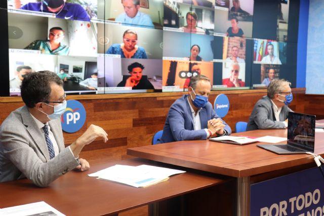 El PP de Águilas celebra que no haya salido adelante el Decreto Ley del Gobierno central para confiscar los ahorros de los ayuntamientos - 1, Foto 1
