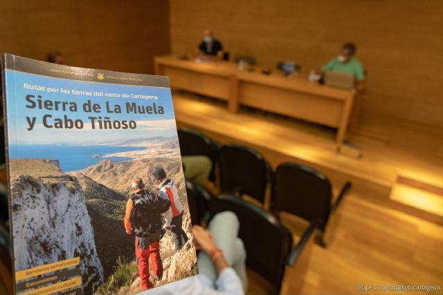 El libro Sierra de la Muela y Cabo Tiñoso descubre los rincones del oeste cartagenero - 1, Foto 1