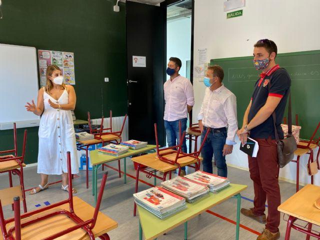 El Alba cuenta con dos nuevas aulas - 1, Foto 1