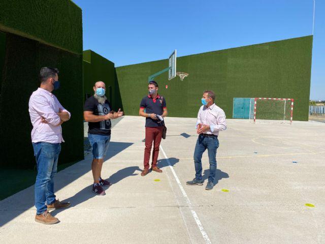 El Alba cuenta con dos nuevas aulas - 3, Foto 3
