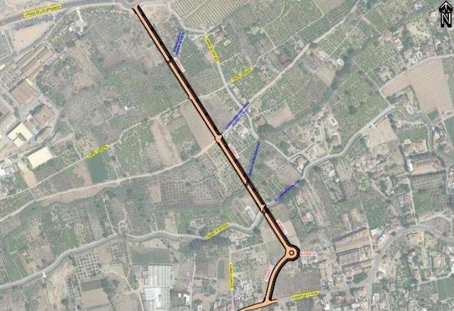 Asociaciones, colectivos y vecinos exigen al alcalde que anule el proyecto de vial que arrasa Huerta protegida - 1, Foto 1