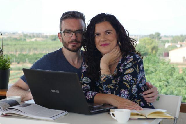 Con la presentación de la novela ´La profecía del desierto´ de Ana Ballabriga y David Zaplana concluye Cartagena Negra - 1, Foto 1