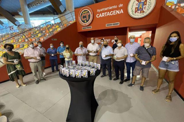 Los clubes deportivos cartageneros ya tienen sus calendarios Crono - 1, Foto 1