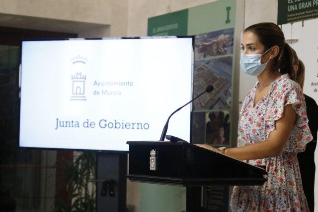 El Ayuntamiento de Murcia presenta cinco alegaciones a los anteproyectos de transporte de la Comunidad Autónoma - 1, Foto 1