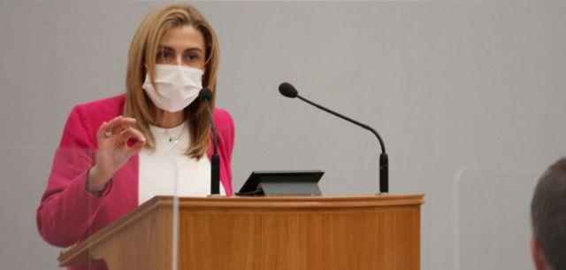 Carmina Fernández responsabiliza a Noelia Arroyo del parón en la cesión de terrenos para el centro de formación de trabajadores de los sectores industrial y naval - 1, Foto 1