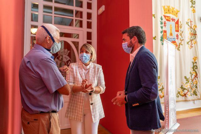 La alcaldesa apela a la coordinación de las administraciones porque el Mar Menor necesita más acción que confrontación - 1, Foto 1