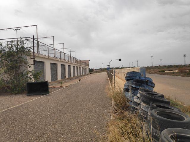 El Máster en Arquitectura de la Politécnica se centrará este curso en reconvertir el circuito La Torrija de Fuente Álamo - 1, Foto 1