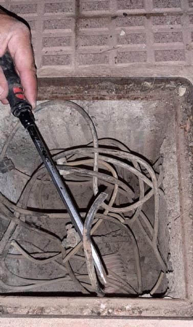 El Ayuntamiento torreño solicita la colaboración ciudadana contra el robo de cableado en el alumbrado público - 1, Foto 1