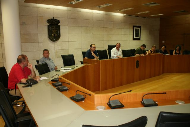 The Junta de Pedáneos reviews the needs and demands of the seven districts of Totana, Foto 3