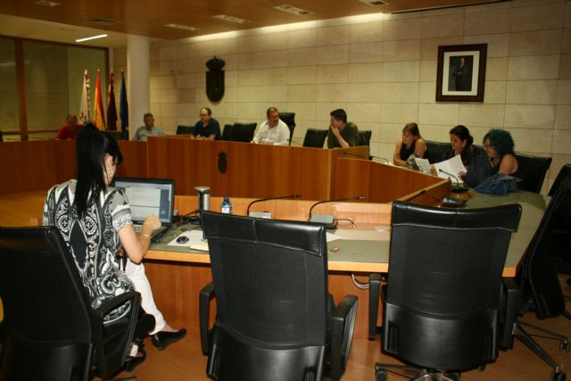 The Junta de Pedáneos reviews the needs and demands of the seven districts of Totana, Foto 4