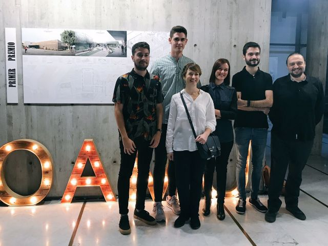 L+A arquitectos & The Pink Panther Collective, equipo ganador del Concurso de Ideas para la Rehabilitación Integral del Centro Cívico de Roldán, que será en breve rehabilitado - 1, Foto 1