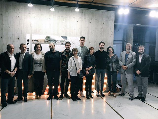 L+A arquitectos & The Pink Panther Collective, equipo ganador del Concurso de Ideas para la Rehabilitación Integral del Centro Cívico de Roldán, que será en breve rehabilitado - 2, Foto 2