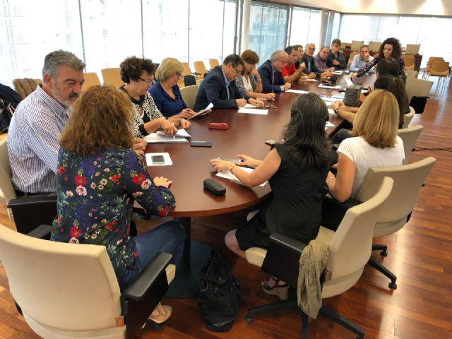 El Ayuntamiento de Murcia trabaja en la Estrategia de Promoción de la Salud y Prevención en el Sistema Nacional de Salud - 1, Foto 1