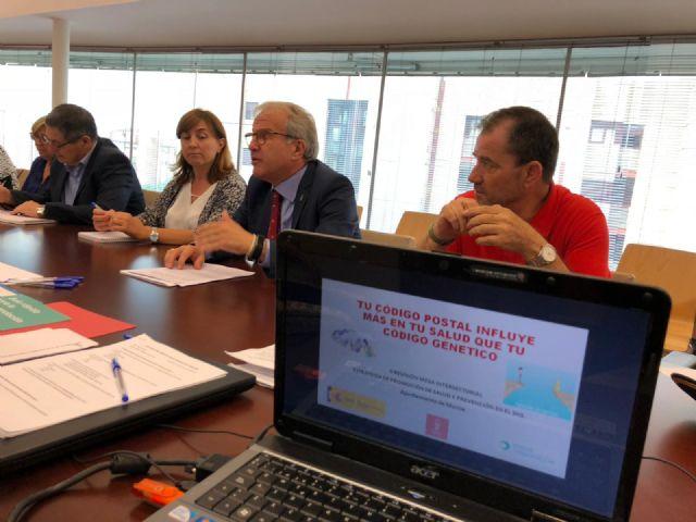 El Ayuntamiento de Murcia trabaja en la Estrategia de Promoción de la Salud y Prevención en el Sistema Nacional de Salud - 2, Foto 2