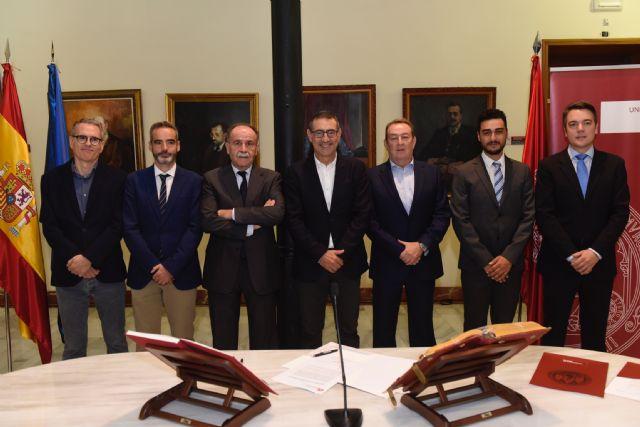 Toma de posesión de cuatro nuevos vocales del Consejo Social de la Universidad de Murcia - 1, Foto 1