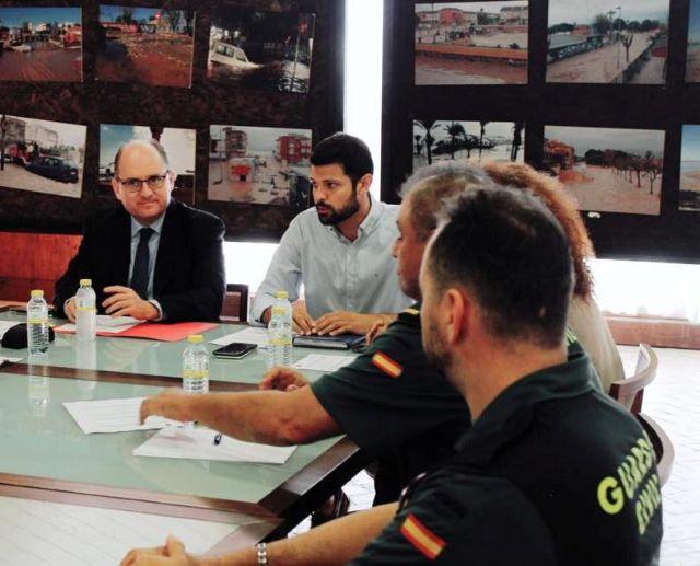 El Ayuntamiento de Los Alcázares prepara un dispositivo de seguridad que cubrirá el Día del Caldero en el que se esperan 60.000 personas - 1, Foto 1