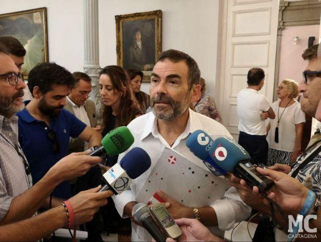 José López interpondrá denuncia contra la Consejería de Educación ante la Agencia Española de Protección de Datos por la comisión de múltiples irregularidades del fichero de videovigilancia - 1, Foto 1