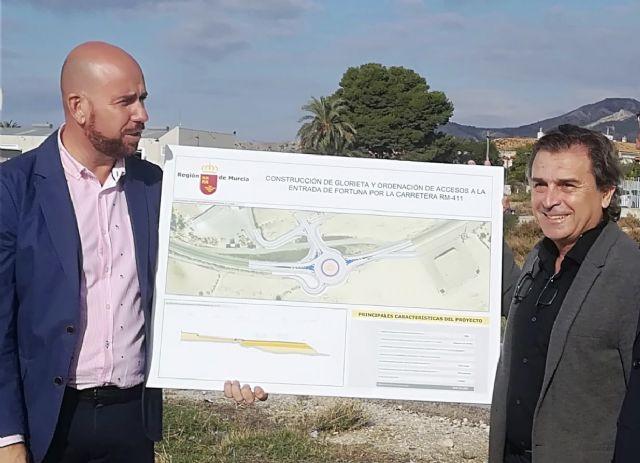 Esta mañana se ha presentado el proyecto de la necesaria rotonda del Tanatorio - 1, Foto 1