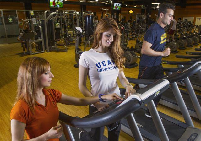 UCAM Cartagena incorpora a su oferta el ciclo de FP en Acondicionamiento Físico, que habilita para ejercer como monitor de gimnasio - 1, Foto 1