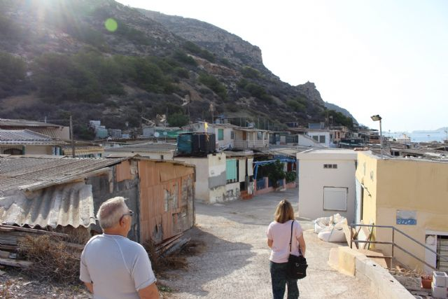 Cs pide a Castejón y a CHS que limpien la desembocadura de la Rambla de Benipila para proteger a los vecinos de la Algameca - 2, Foto 2