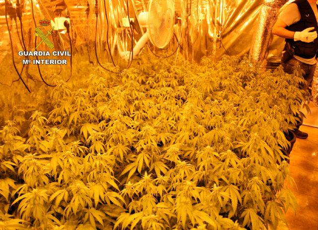 La Guardia Civil desmantela un punto de venta directa de marihuana a consumidores - 1, Foto 1