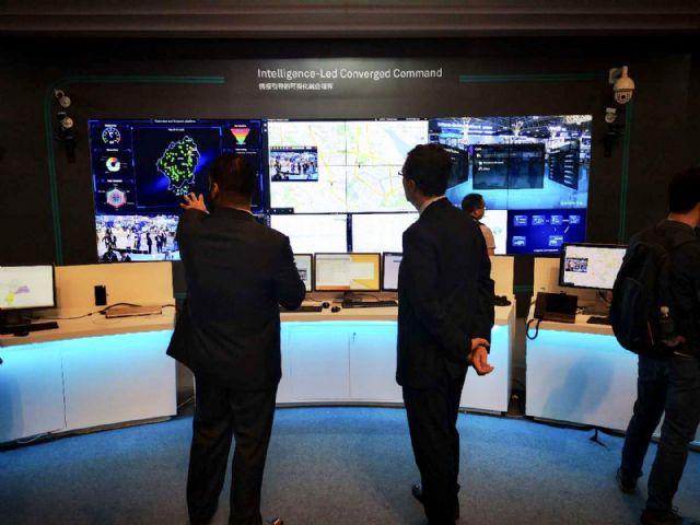 Murcia mira a Shanghái en la cumbre sobre conectividad global que reúne a más de 20.000 expertos mundiales de las TICs - 1, Foto 1