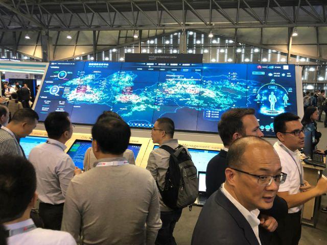Murcia mira a Shanghái en la cumbre sobre conectividad global que reúne a más de 20.000 expertos mundiales de las TICs - 2, Foto 2