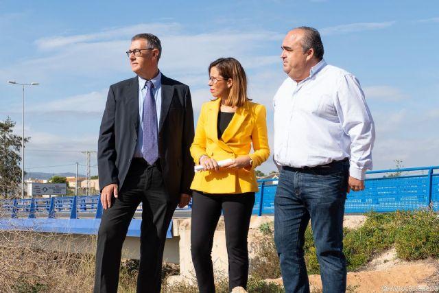 La CHS financiará la limpieza de las ramblas de Escombreras, Benipila, El Miedo y El Albujón antes de final de año - 1, Foto 1