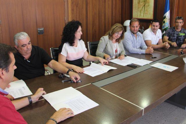 El Ayuntamiento y las asociaciones locales reafirman su compromiso con el deporte base - 1, Foto 1