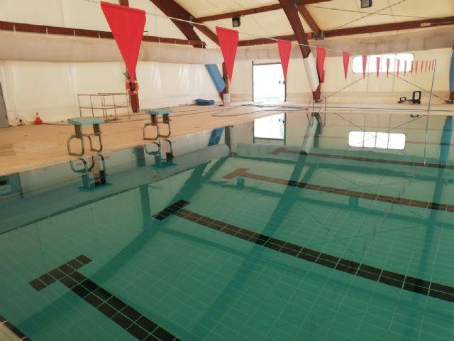 El Ayuntamiento invierte más de 185.244 euros en mejorar tres instalaciones deportivas del municipio - 1, Foto 1