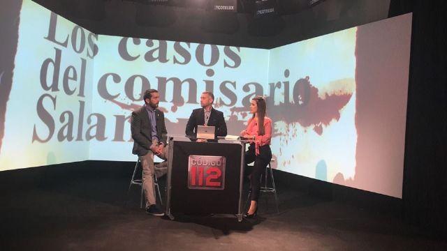 Victor Javier Navarro renueva su colaboración con el programa Código 112 de 7TV - 3, Foto 3