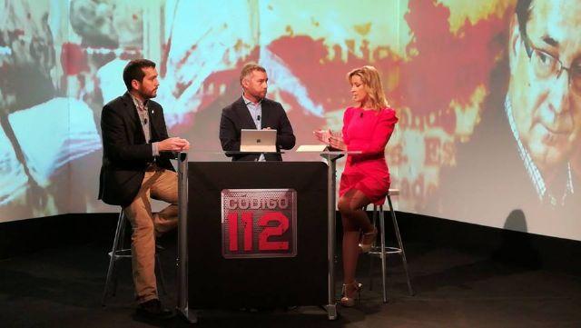 Victor Javier Navarro renueva su colaboración con el programa Código 112 de 7TV - 4, Foto 4