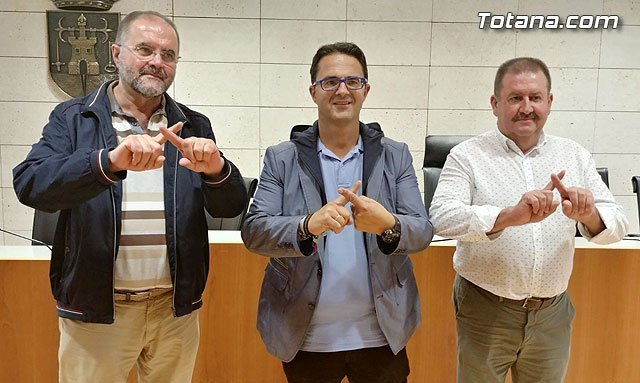 Totana City Council joins today the celebration of the European Day of Fragile X Syndrome - 1