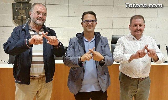 El Ayuntamiento de Totana se suma hoy a la celebración del Día Europeo del Síndrome del X Frágil - 1, Foto 1