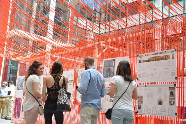 Cuatro proyectos de profesores y estudiantes de la UPCT, galardonados con el Premio Regional de Arquitectura - 1, Foto 1