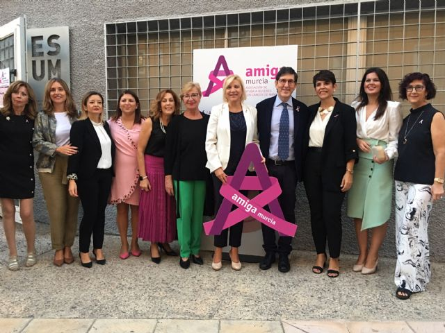 Dos hospitales de la Región son premiados por su labor en favor de las mujeres con cáncer de mama - 1, Foto 1