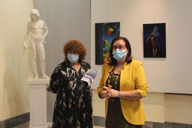 El Museo Barón de Benifayó acoge la muestra De la oscuridad a la Luz del Grupo de Arte El Bosco - 1, Foto 1