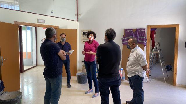 Avanzan las obras para la creación de un Centro de Día de personas con trastorno mental en Puerto Lumbreras - 2, Foto 2