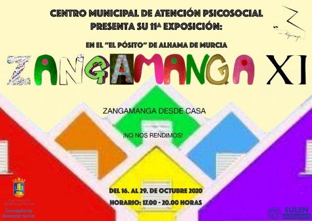 Zangamanga 11 acude a su cita por el Día Mundial de la Salud Mental 2020, Foto 1