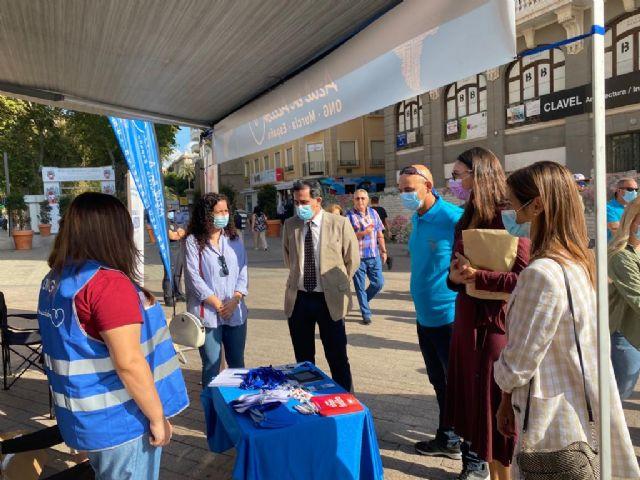 Murcia colabora en el proyecto 'El derecho a ver' con motivo del Día Mundial de la Visión - 1, Foto 1