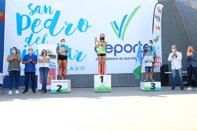 Juan Ramón García y Tania Salamanca, vencedores de la I Media Maratón Paraíso Salado - 1, Foto 1