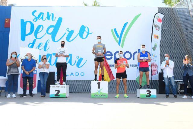Juan Ramón García y Tania Salamanca, vencedores de la I Media Maratón Paraíso Salado - 2, Foto 2