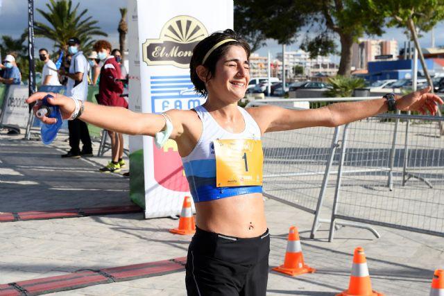Juan Ramón García y Tania Salamanca, vencedores de la I Media Maratón Paraíso Salado - 3, Foto 3