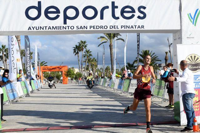 Juan Ramón García y Tania Salamanca, vencedores de la I Media Maratón Paraíso Salado - 4, Foto 4